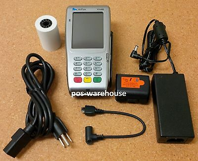 Verifone Vx 680 Wifi Wireless Credit Card Terminal M268-783-c4-usa-3- Unlocked