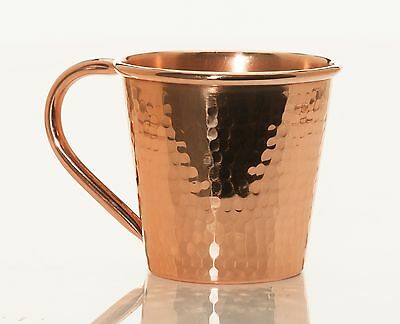 Sertodo Copper Moscow Mug 12 ounce Copper Great for hot or cold beverages new
