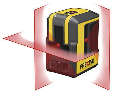 PREXISO 8250380 - Nivel lser de l¡nea horizontal, vertical y techo PLC90D