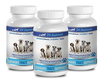 dog urinary health support -URINARY TRACT SUPPORT FOR DOGS 3B- cranberry dog uti
