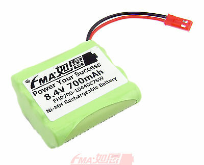 Model Toy Walkera Dragonfly Helicopter Battery Ni-MH 8.4V 700mAh w/SYP AAA7SW US