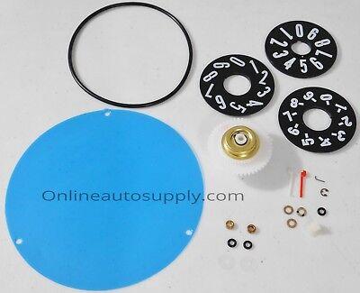 Meter Repair Kit For Gasboy 1860 Register On Models 60 64 70 Series And 1820