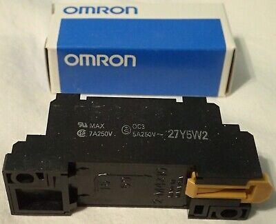 Omron New 1xc78 Kit With H3y-2 120v 5m Timer And 27y5w2 Base Nos