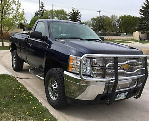 2011 Chevrolet Silverado 2500 4x4 Regular Cab