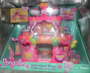 ... -My-Little-PONY-Ponyville-Rollerskate-Party-Cake-Pinkie-Pie-Birthday