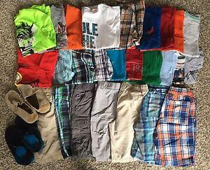 Boys Clothing Size 7