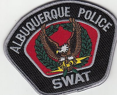ALBUQUERQUE POLICE SWAT PATCH NEW MEXICO NM