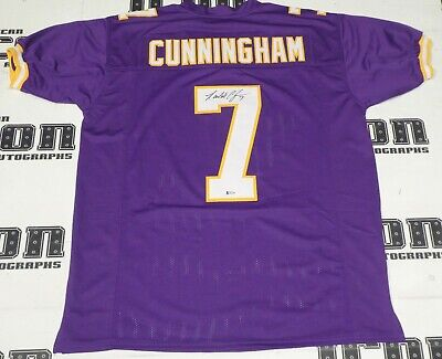 buy popular 8b65a 74789 Randall Cunningham Vikings Jersey Top Deals & Lowest Price ...