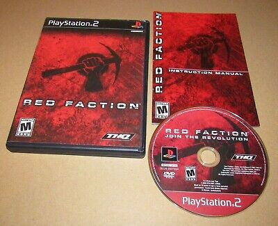 red faction for sale  Shipping to Nigeria