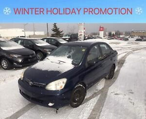 2003 Toyota Echo. ~AUTOMATIC, A/C, FULLY CERTIFIED~