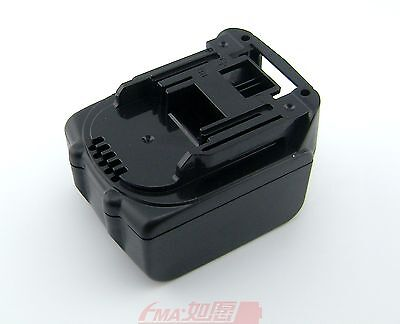 Plastic Shellcase Diy For Makita Bl1430 14.4v Drill Battery No Cells Only Boxb