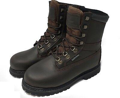 20aa5e98bbd Field   Stream Men s Trophy Hunter 800G Waterproof Hunting Boots Sz 10  FASRBM024