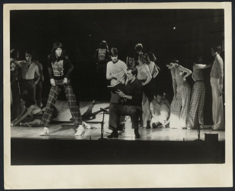 Seesaw '73 TOMMY TUNE LUCIE ARNAZ JOHN GAVIN STAGE PLAY THEATRE