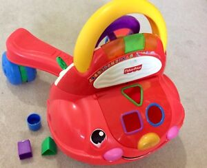 Baby walker and riding toy