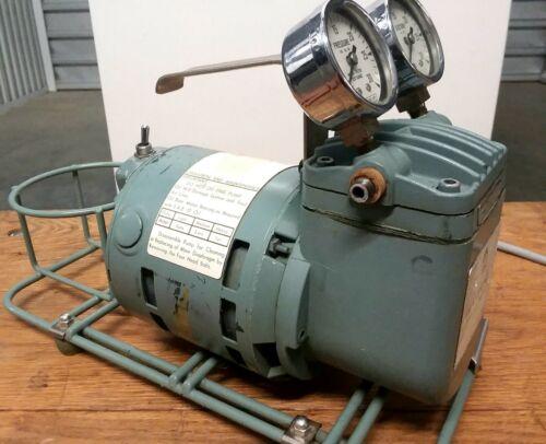 Air-Shields DIA Pump CA Compressor Aspirator Suction Unit