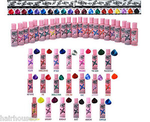 CRAZY-COLOR-SEMI-PERMANENT-HAIR-DYE-100-ML-All-Colours-Available