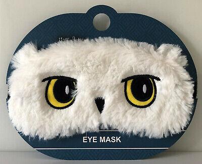 Harry Potter Eule Hedwig Schlafmaske Augenmaske Reisebrille Augenbinde Primark ()