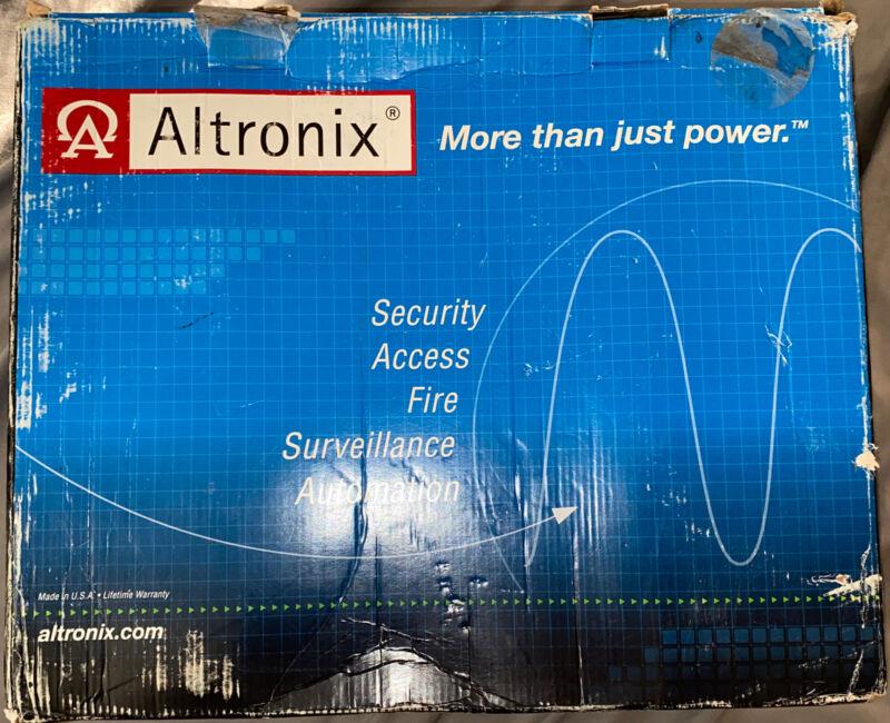 Altronix power supply AL300ULXPD16CB