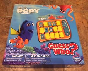Finding Dory - Guess Who Game