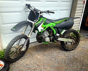99 kx250 trade or 1800$