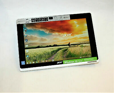 "Acer Aspire Switch 10.1"" SW5-012 Atom Z3735F 1.33GHz 2GB 64GB WiFi BT Tablet PC"