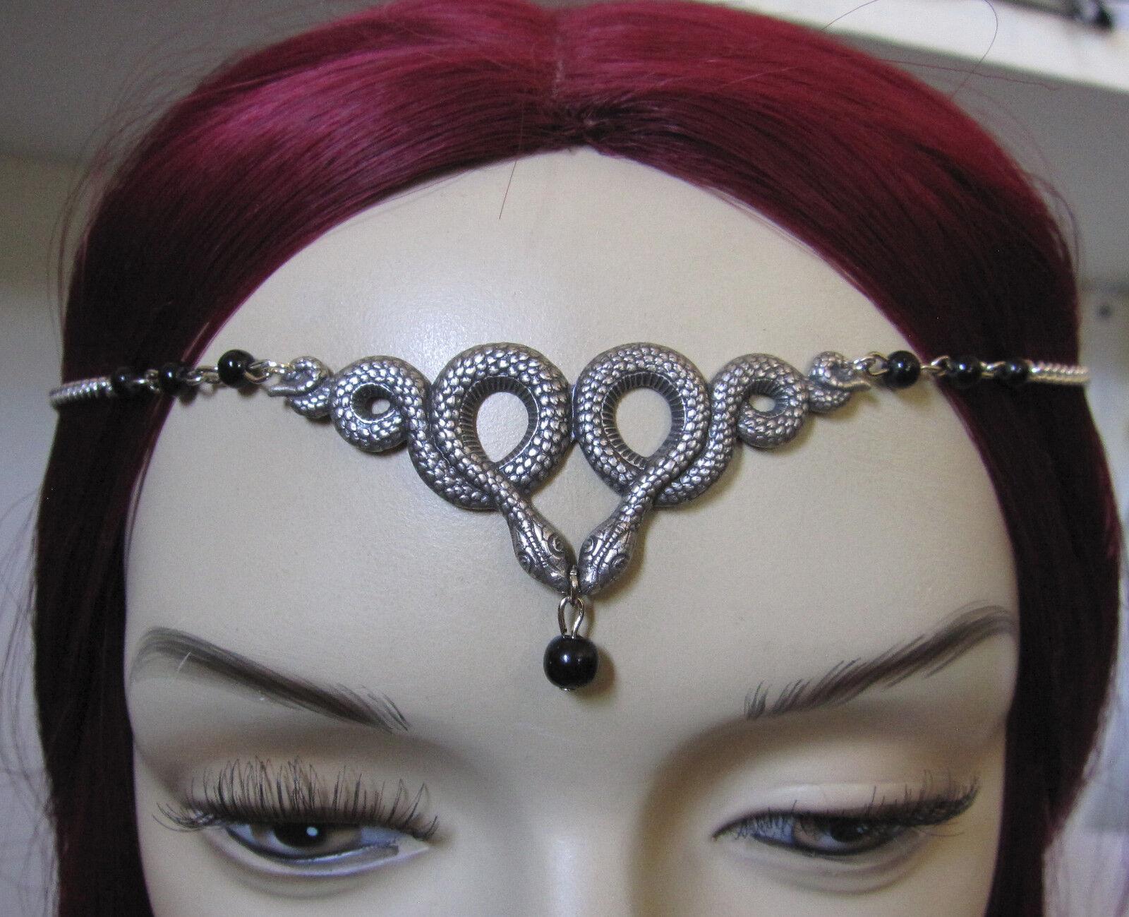 Gothic Renaissance Medieval Victorian Circlet Crown Headpiece Headdress Jewelry