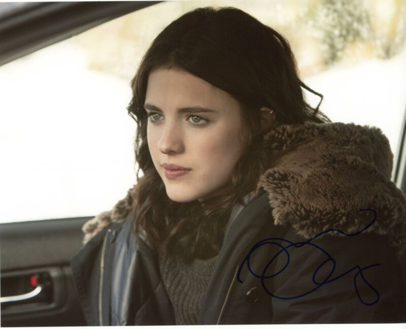 """Margaret Qualley """"The Leftovers"""" AUTOGRAPH Signed 8x10 Photo C"""