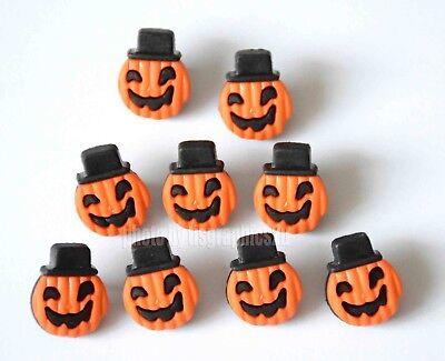 Little Jack / Jack O'Lantern  Pumpkin Shank Buttons /  Buttons  Galore Halloween](Halloween Buttons)