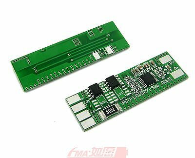 1x 10.8V 11.1V 3S Li-ion LiPo Battery PCM Protection Circuit Module 4A SM936 US