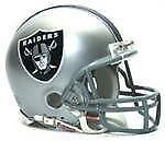 Oakland Raiders Mini Helmet