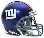 Riddell Mini Helmet Giants