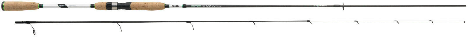 Mitchell Epic Spinning Rod Rute Angelrute Spinnrute Spinrute Steckrute