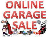 Moving Sale..Online Garage Sale