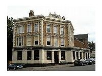 Joint live-in management couple required at Anerley Arms, Ridsdale Road, London, SE20 8AG
