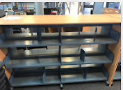 Shelving used in library Dee Why Manly Area Preview