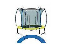 Brand Boxed New 8ft boxed PLUM reversable trampoline