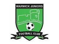 Warwick Ladies FC Looking for Players