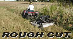 ***2016 new KUNZ rough cut TOW BEHIND mower ***