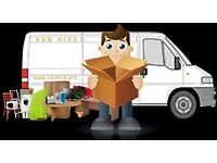 Man with a van, scrap metal , house & garden removals , home moves