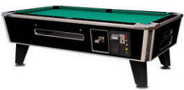 COIN OPERATED POOL TABLES Kingston Kingston Area image 1