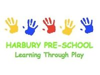 Early Years Practitioner required to join Harbury Pre-School's friendly and dedicated team