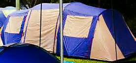 12 man Jackeroo tent and camp kitchen Redlynch Cairns City Preview