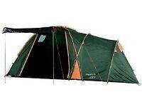 Regatta 4 man tent green Leeds