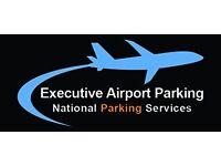 Meet & Greet Parking voucher for Manchester Airport 15 days valid till 31/12/2017