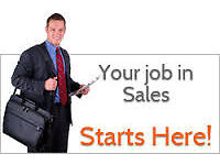Are you intrested in sales? Apply now!