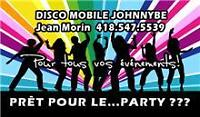 Disco Mobile Johnnybe