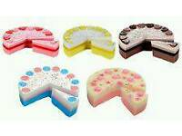 Handmade glycerine cake soap