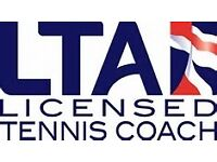 TENNIS COACHING - FREE 30 MINS LESSON - ASSESSMENT...ALL LEVELS AND ALL AGES...