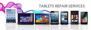 Quick Tablet Repair: iPad, Galaxy Tab, Asus, Nexus & Lenovo