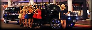 Weekend limousine ride  416-407-7355